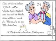 Schöne Sprüche Silberhochzeit Gloriarerelist Site