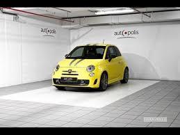 La fiat abarth 695 tributo ferrari est conçue avec un design pour faire tourner la tête quand elle passe dans les rues. Abarth Fiat 695 Tributo Ferrari Used Search For Your Used Car On The Parking