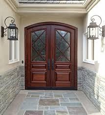 Impressive Painted Double Front Door Entry Doors Glass Paint Color Schemes Arched On Concept Design