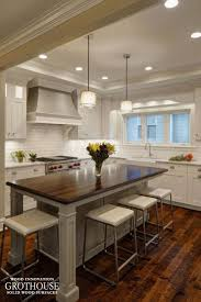 Kitchen Island Countertop 17 Best Images About Kitchen Islands With Wood Countertops On