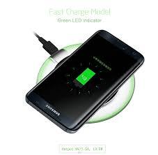 Green Light Wireless Show Green Led Light When Fast Wireless Charging Wireless