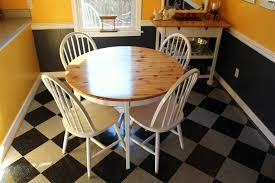 Refinish Kitchen Table Top Stain Retraining Ikea Hackers Ikea Hackers