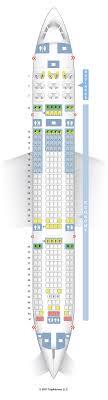Seatguru Seat Map Hawaiian Airlines Airbus A330 200 332 V2