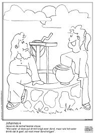 Johannes 4 Jezus En De Samaritaanse Vrouw Godsdienst Nieuwe