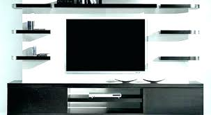 wall mounted shelves org with mount shelf ideas prepare 4 hanging tv stand