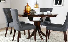 dark wood dining table and 4 chairs round dark wood extending dining table and 4 chairs set slate only furniture choice raye wooden dining table and 4 dark