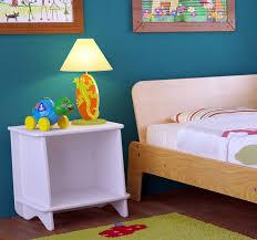 sodura aero kids nightstand white