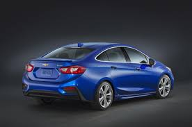Diesel-powered Chevrolet Cruze Fuel Economy Could Be Better Than ...