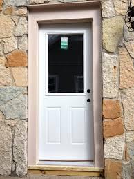installing front doorFix Front Door Frame Install Exterior Jamb Extension Entry