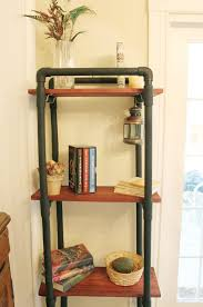 how to make pvc book shelves 25 things to make with pvc pipe