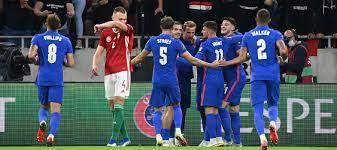ฮังการี v อังกฤษ ผลบอลสด ผลบอล ฟุตบอลโลก 2022 รอบคัดเลือก โซนยุโรป