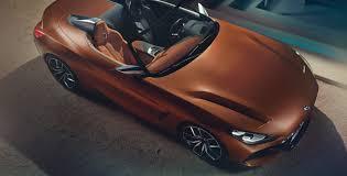 BMW Z4 Roadster - Concept Vehicle - BMW USA
