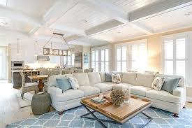 quatrefoil rug living room beach with blue accents coastal decor coastal living rugs wayfair coastal living