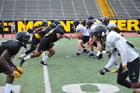 Final Week Of Spring Practice Approaches For Apps Appalachian