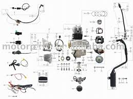 wiring diagram for a panther 110cc atv wiring diagram for a engine parts 110cc atv parts wiring assy
