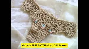 Free Crochet Bikini Pattern Custom Design Inspiration