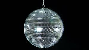 mirror ball reflects white light disco ball with reflected moving rays loop stock footage 6428852 shutterstock