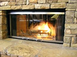 how to install fireplace doors install fireplace doors s cost to install fireplace glass doors