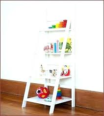 step ladder shelves furniture bookshelf awesome shelf mesmerizing with regard ms white double 6 ste