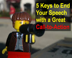 what is a call to action in an essay 5 keys to end your speech with a great call to action