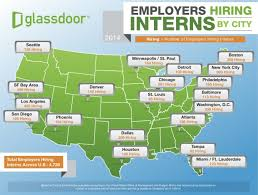 chart the top tech companies for internships