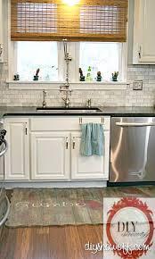 farmhouse style kitchen rugs awesome contactmpow interiors 3