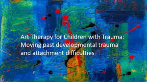 Art Therapy for Children with Trauma - Mindscape Therapy and Consulting