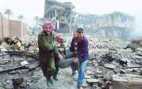 Image result for iraq carnage civilians mothers dea children