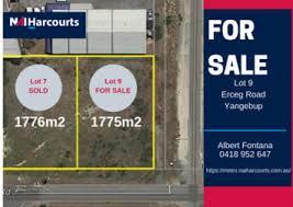 7 & 9 Erceg Road, Yangebup WA 6164 - Sold Land & Development Property |  Commercial Real Estate