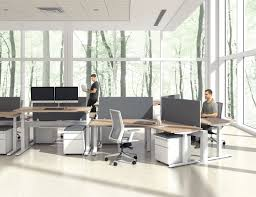 open office design ideas. our new height adjustable base opens up a world of design possibilities. find this pin and more on open office ideas