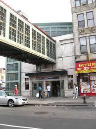 Franklin Avenue–Fulton Street station - Wikipedia