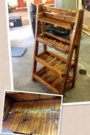 Used Wood Pallet Projects Photo Pallet Wood Projects On Pinterest Pallet  Wine Racks Wine Racks