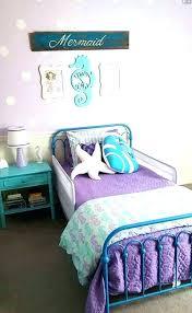 mermaid room decor the little bedroom