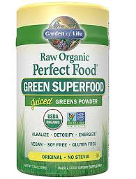 Garden of Life <b>RAW Organic Perfect</b> Food® Green Superfood -- 30 ...
