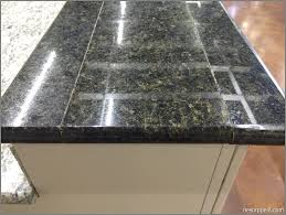 Granite Tile For Kitchen Countertops Modular Granite Tile Countertop