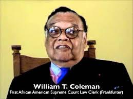 William T. Coleman (2005) on Felix Frankfurter - YouTube