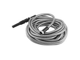 super long flexible stainless steel garden water hose lightweight no twisting household garden water hose pipe