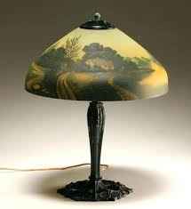 antique lamps value s glass lamp shades canada for vintage table with