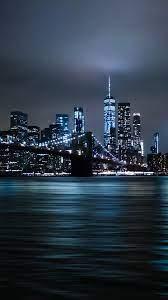 Full Hd Night New York City Wallpaper