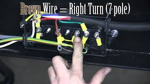 installation of a spectro trailer wiring junction box etrailer 7 Wire Trailer Wiring installation of a spectro trailer wiring junction box etrailer com youtube 7 wire trailer wiring diagram
