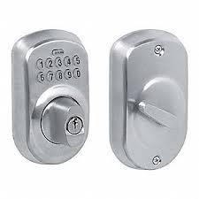 schlage commercial locks. Deadbolt Lock,Satin Chrome,10 Button Schlage Commercial Locks L