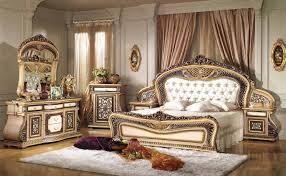 Modern Baroque Bedroom Classic Furniture Design Baroque Bedroom Home Wall Decoration