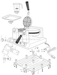 waring ww parts list and diagram com
