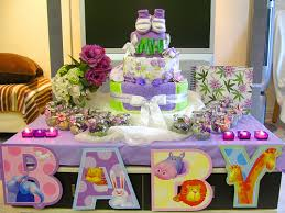 Girl Baby Shower Themes  Baby Shower Party Ideas For Baby Girl Baby Shower Party Table Decorations