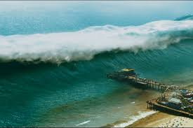 How the epic tidal wave that devastates LA on '9-1-1' was created