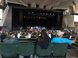Saratoga Performing Arts Center Seating Chart With Rows Photos At Saratoga Performing Arts Center