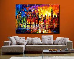 living beautiful large canvas art