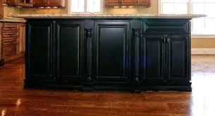 custom black kitchen cabinets. Black Kitchen Cabinet Doors Custom Distress Island French Vanilla Cabinets  Ginger Deluxe . M