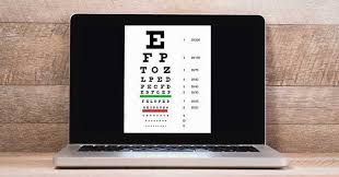 Free Online Eye Test Chart Eye Test Download A Free Eye Chart