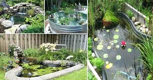 full size of diy water fountain pot pond feature wall ideas gardens for backyards balcony home